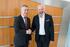 El Lehendakarise reúne con el Presidente de la región de Emilia-Romagna y Presidente del CMRE
