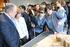 Los consejeros Uriarte y Azpiazu acompañan a más de 100 escolares a visitar Lakua en el marco del 140 aniversario del Concierto Económico