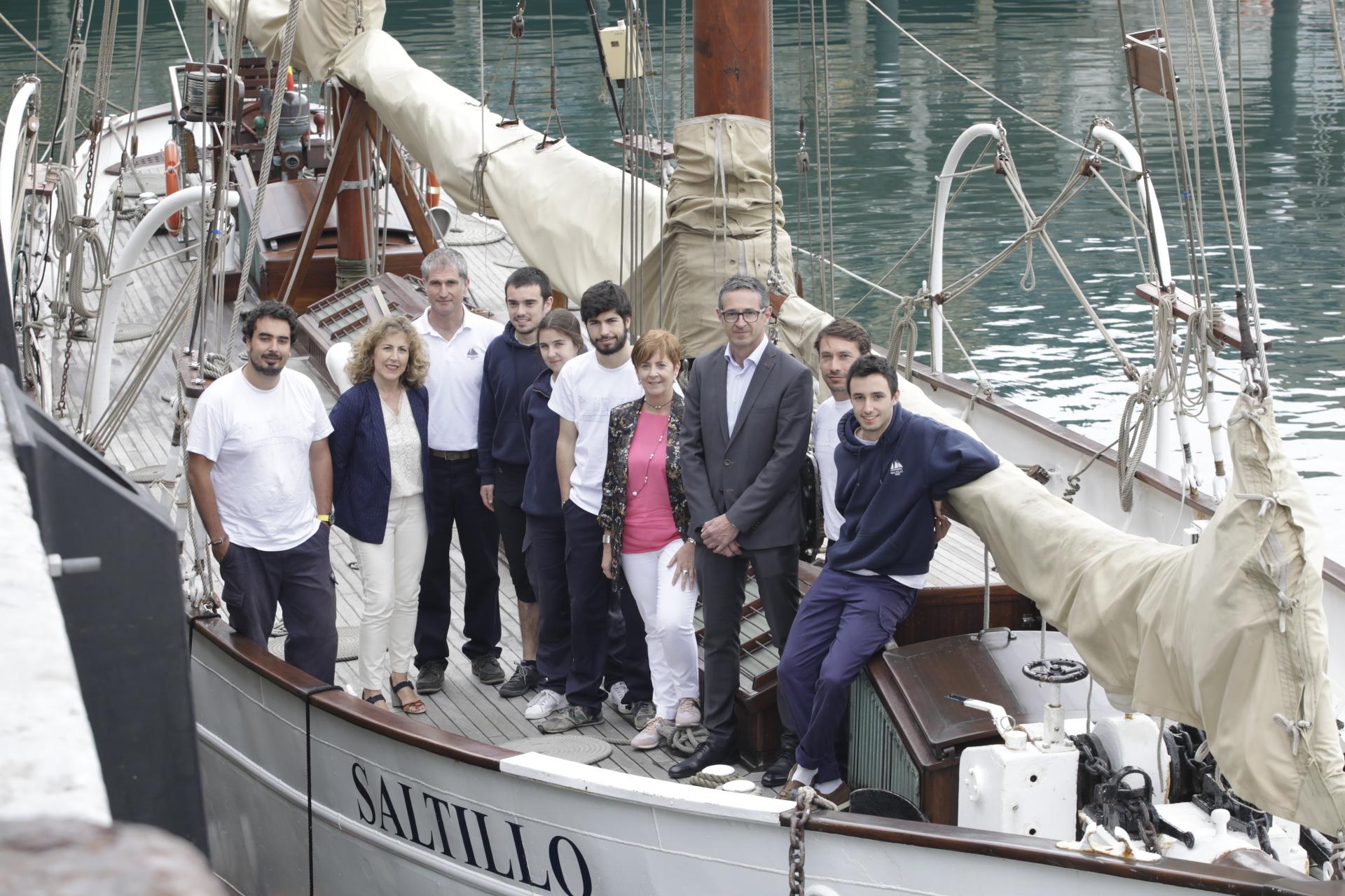 Los puertos de Euskadi gestionados por el Gobierno Vasco serán escenario de 124 actividades lúdicas este verano