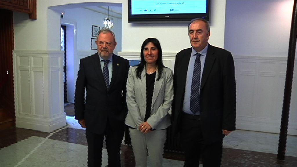 """El Consejero Azpiazu inaugura el curso de verano: """"Escenarios Demográficos de Euskadi: """"Dónde estaremos en el 2060?"""""""