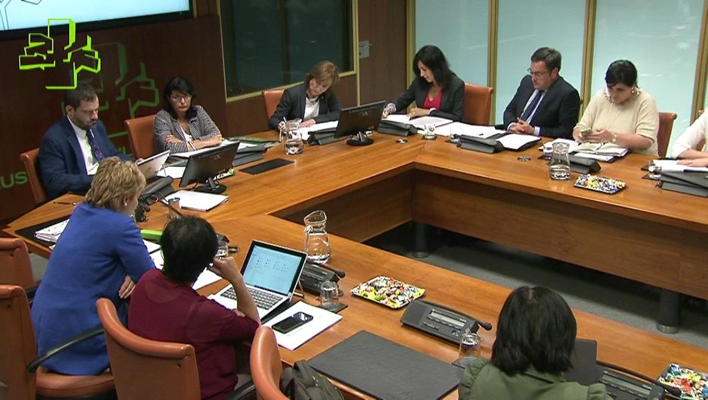 Comisión de Educación (18/06/2018)