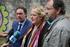 Diputación Foral, Gobierno Vasco y Ayuntamiento de Hondarribia culminan los trabajos de estabilización del acantilado de Iterlimen