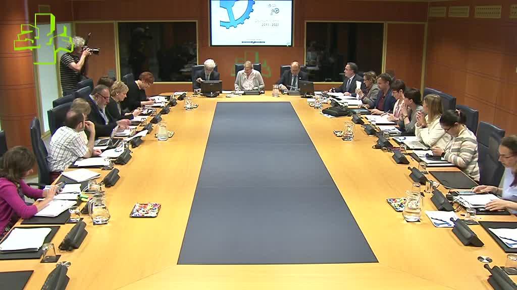 El Plan Vasco de Salud avanza en sus objetivos y logra afianzar el peso específico de la salud en todas las áreas del Gobierno Vasco y otras instituciones