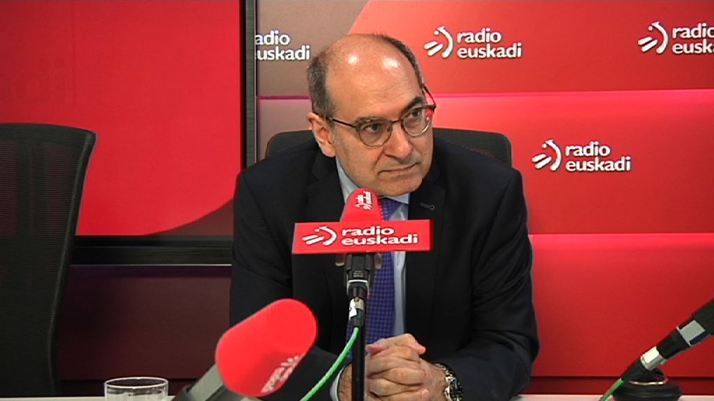 "Entrevista a Jon Darpón en el Programa ""Boulevard"" de Radio Euskadi"