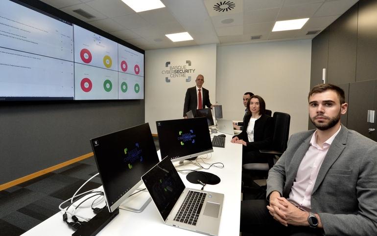 Euskadi liderará la colaboración público-privada europea en Ciberseguridad