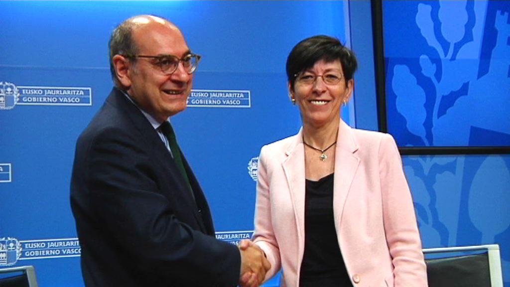 Seguridad y Salud firman un convenio para realizar un estudio que relacione el impacto de las olas de calor y su posible incidencia en la salud de la ciudadanía vasca