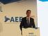El Gobierno Vasco, principal invitado en el congreso de  la Asociación Empresarial Eólica