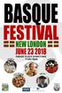 """Basque Fest"" in New England: Great Basque Festival of the East of the USA"