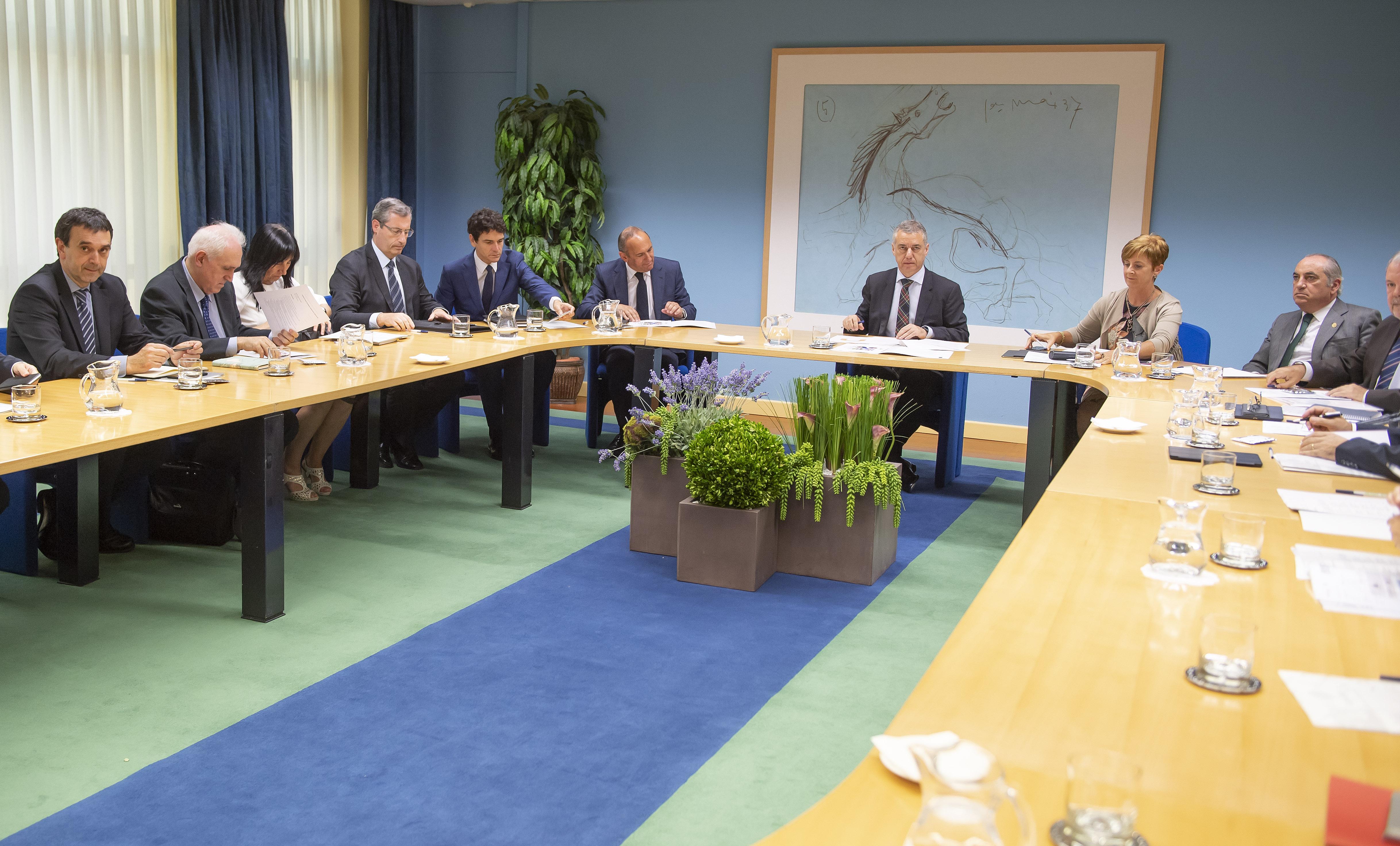 El Gobierno Vasco dedicará 1.775 millones de euros en la legislatura a impulsar la I+D+i manteniendo su compromiso de aumento presupuestario de un 5% anual