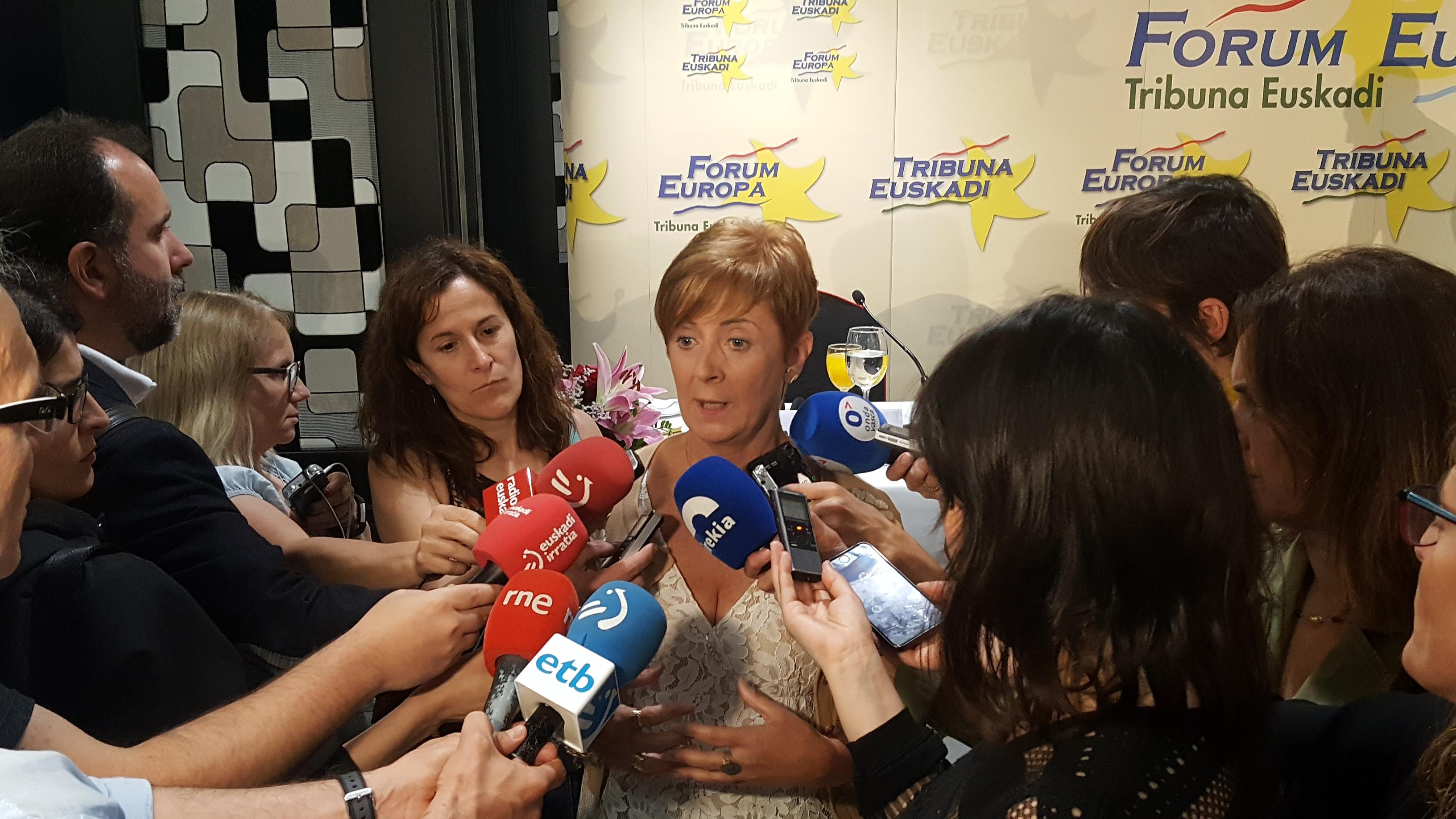 La alta velocidad en Euskadi sigue siendo prioritaria para Europa