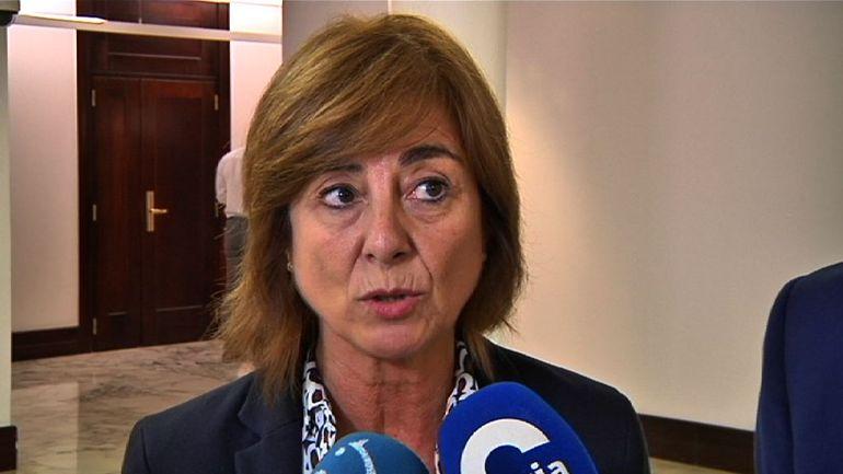 Cristina Uriarte, Minister of Education