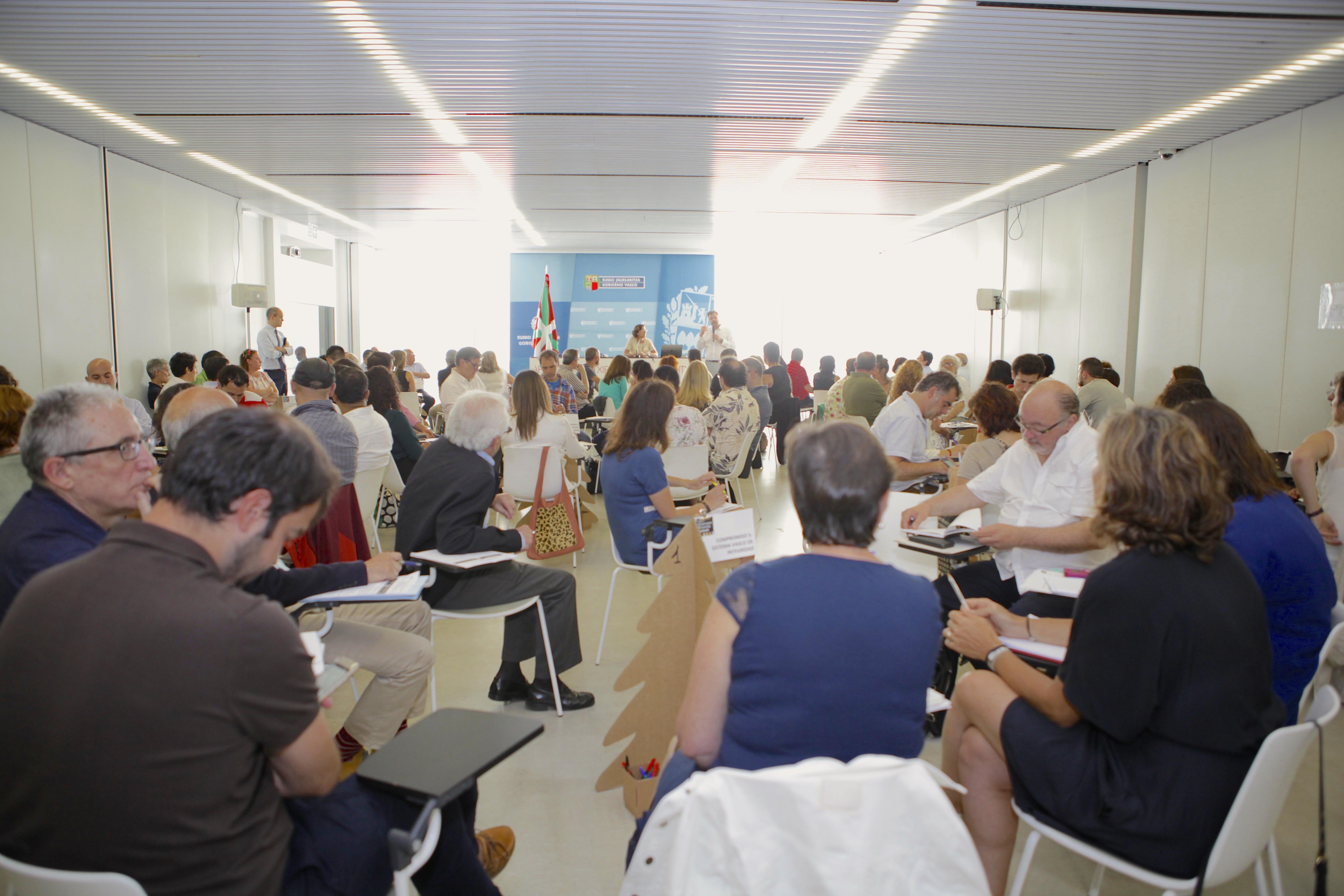 Foro abierto para el proceso de co-creación del Plan de Acción de la OGP Euskadi  (Open Government Partnership)