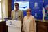 Gobierno Vasco y Ayuntamiento de Donostia firman un convenio para definir la futura urbanización de la playa de vías de Amara-Easo