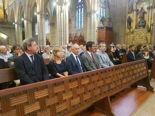 Erkoreka zupiria funeral obispo