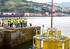 Innovación y valor añadido al servicio de la industria en la botadura de Harsh Lab, el primer laboratorio flotante de Europa