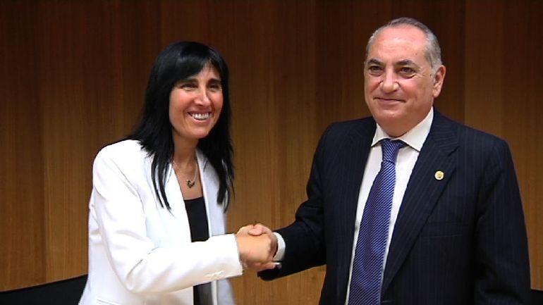 Medio Ambiente y la UPV/EHU trabajarán en la mejora y difusión del patrimonio natural de Euskadi