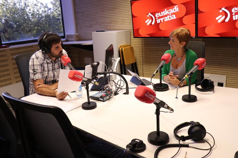 Tapia: entrevista en Euskadi Irratia