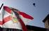 Una amplia representación del Gobierno Vasco participa en el incio de las fiestas de Vitoria-Gasteiz