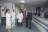 El Lehendakari visita el HUA Txagorritxu para conocer los daños producidos por el incendio en la lencería del centro