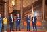 El Athletic Club ha recibido al Gobierno Vasco en el Palacio de Ibaigane con motivo de la Aste Nagusia