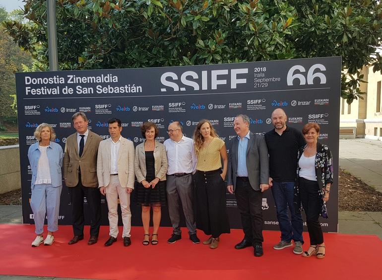 El Gobierno Vasco participa en la presentación del Cine Vasco en el Zinemaldia