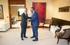 El Lehendakari recibe al Consejero delegado de Satlantis