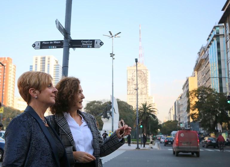 Tapia: Encuentro con representantes de la Unión Industrial de Argentina