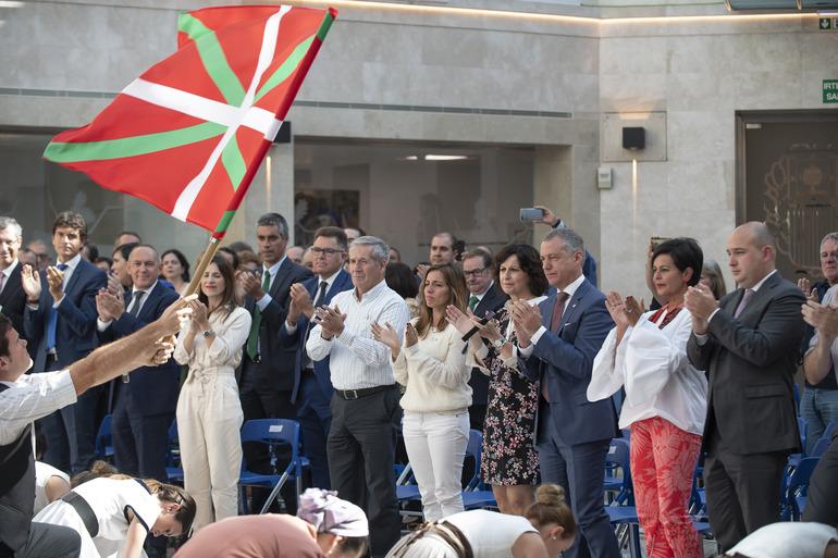Lehendakariak Euskadiren izaera migratzailea gogora ekarri du Euskal Diasporaren Egunean