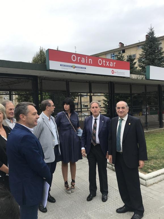 Gobierno Vasco y Ayuntamiento de Bilbao ponen en marcha en Otxarkoaga un laboratorio de investigación sobre regeneración urbana pionero en Euskadi