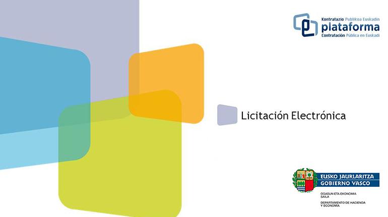 Apertura plicas económica - CO/28/18 - Instalación de electricidad en baja tensión y estructura de apoyo en la parte central del taller del nuevo centro de Formación Profesional Miguel Altuna de Bergara (Gipuzkoa).