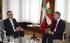El Lehendakarirecibe al Embajador de Austria