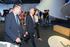 El Lehendakari visita la exposición Plaza de la Memoria en Amorebieta-Etxano