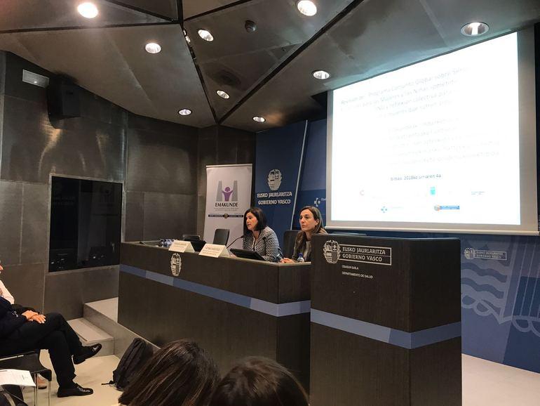 Jornada sobre estándares internacionales de calidad en la atención sanitaria a víctimas de la violencia contra las mujeres