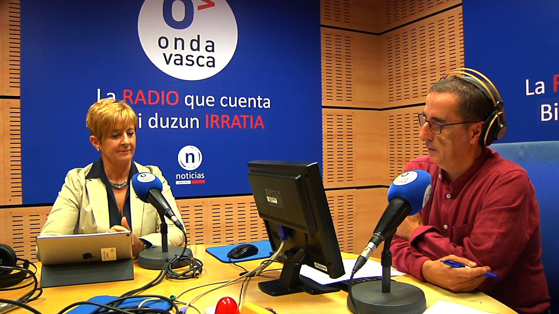 """Tapia: """"Madrilen negoziatzea lan nekeza da, ez da erraza, baina akordioak gauzatuko direla espero dugu"""""""