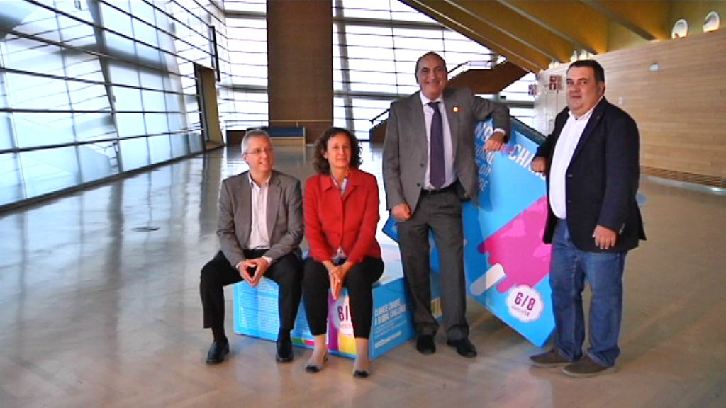 Euskadi acogerá en marzo a los mejores especialistas del mundo en una Conferencia Internacional sobre Cambio Climático organizada por el Departamento de Medio Ambiente del Gobierno Vasco