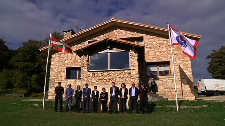 Un total de 81 agentes de Policía Local y Policía Foral de Navarra completan su formación por primera vez en la Academia Vasca de Policía y Emergencias de Arkaute