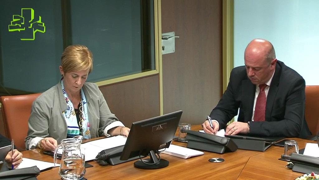 Comisión de Desarrollo Económico e Infraestructuras (15/10/2018)