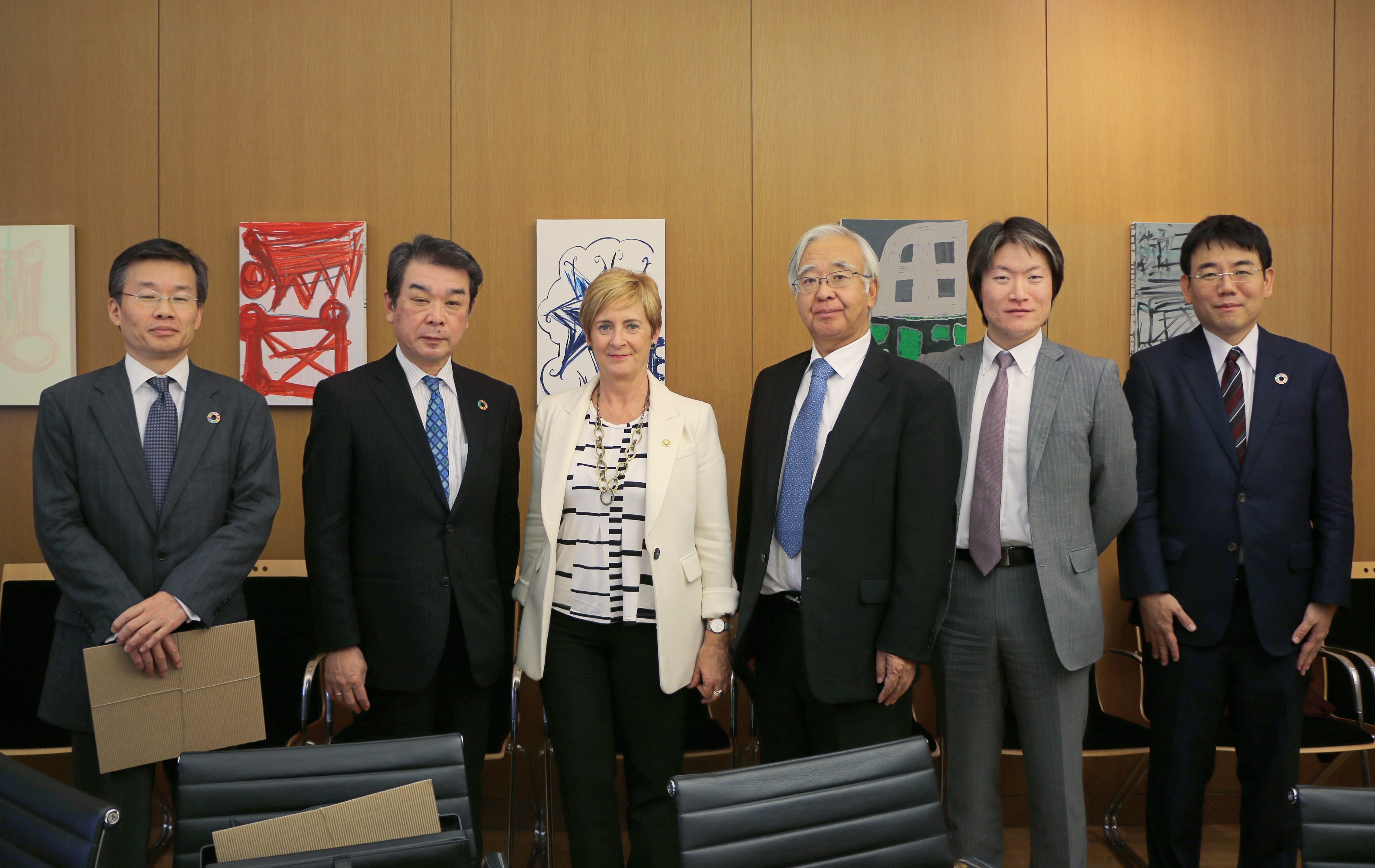 Japan shares its strategy to progress towards Society 5.0 with the Basque Country