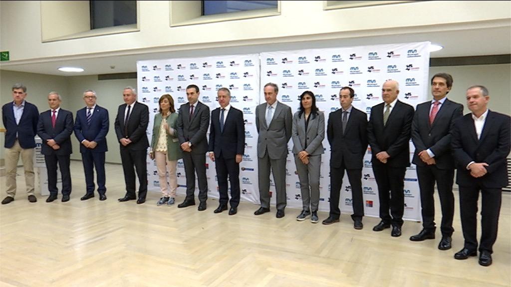 """Lehendakari: """"solo si conseguimos remar juntos en la misma dirección saldremos adelante en un mundo cada vez más global y competitivo"""""""