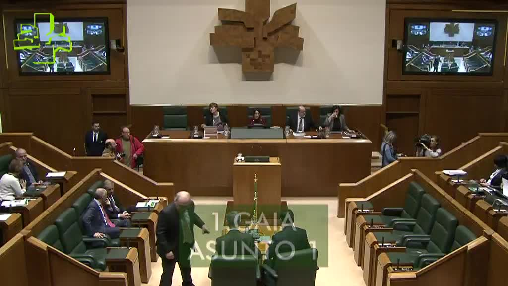 Pleno Ordinario (25/1072018)