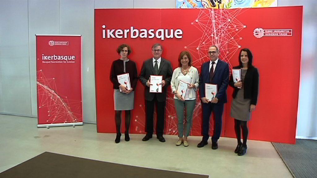 La producción científica de Euskadi ha superado las 6.000 publicaciones