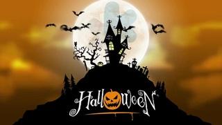 Spot halloween