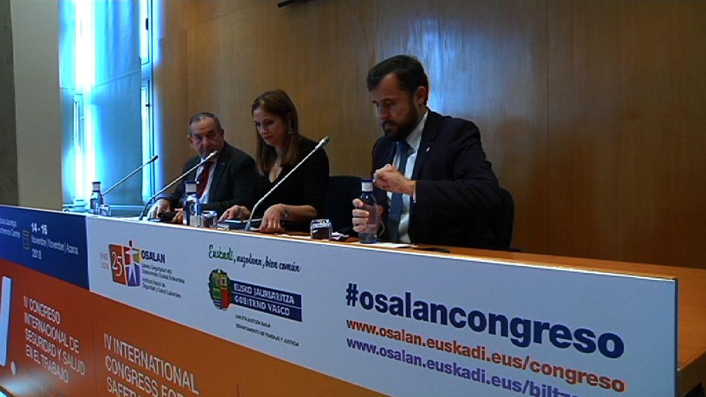 IV Congreso Internacional de Seguridad y Salud en el Trabajo