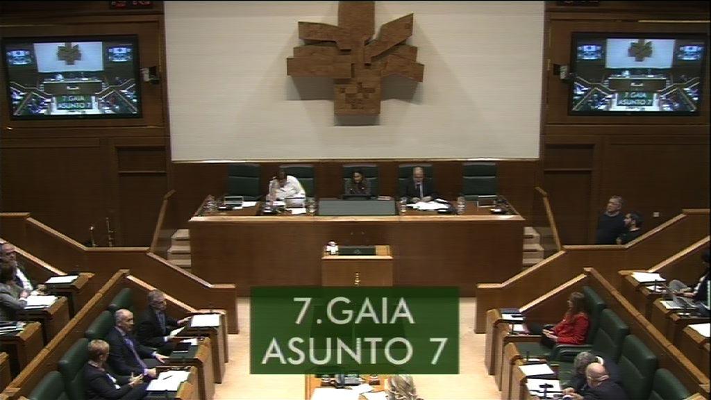 Pregunta formulada por D. Unai Urruzuno Urresti , parlamentario del grupo EH Bildu, al lehendakari, en relación con la fractura social que puede provocar demandar más autogobierno