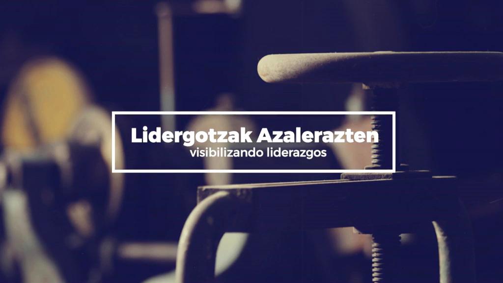 Lidergotzak Azalerazten // Visibilizando liderazgos. Premios Joxe Mari Korta Sariak 20