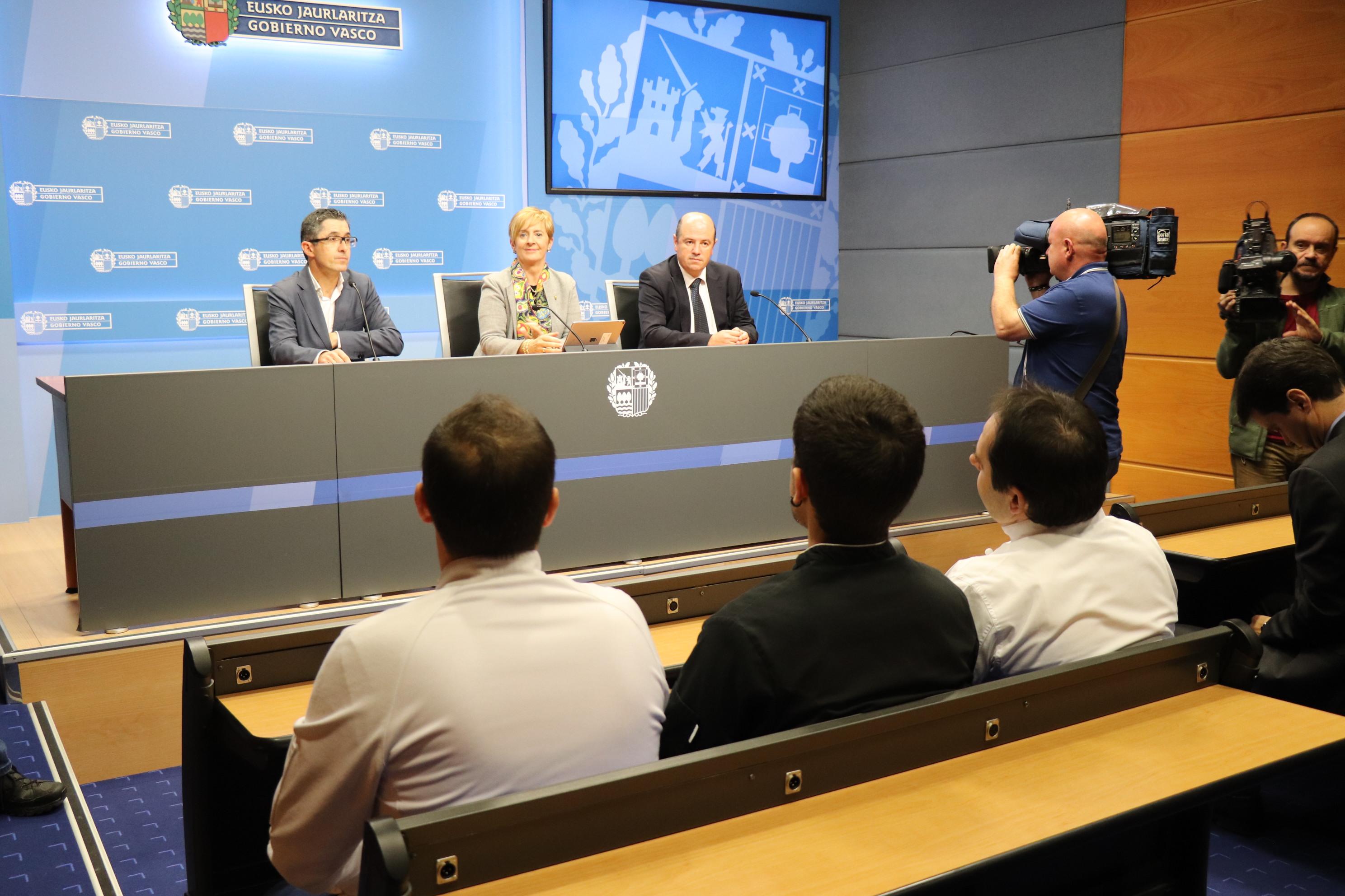 GASTROBIKAIN, un nuevo programa de apoyo a iniciativas gastroalimentarias estratégicas y de calidad