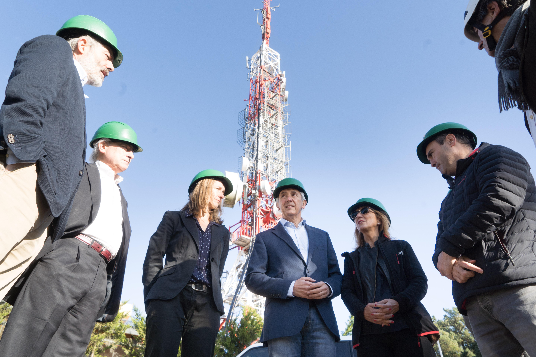 La sociedad pública de telecomunicaciones del Gobierno, Itelazpi, cumple 15 años llevando la radio y televisión a todos los hogares de Euskadi