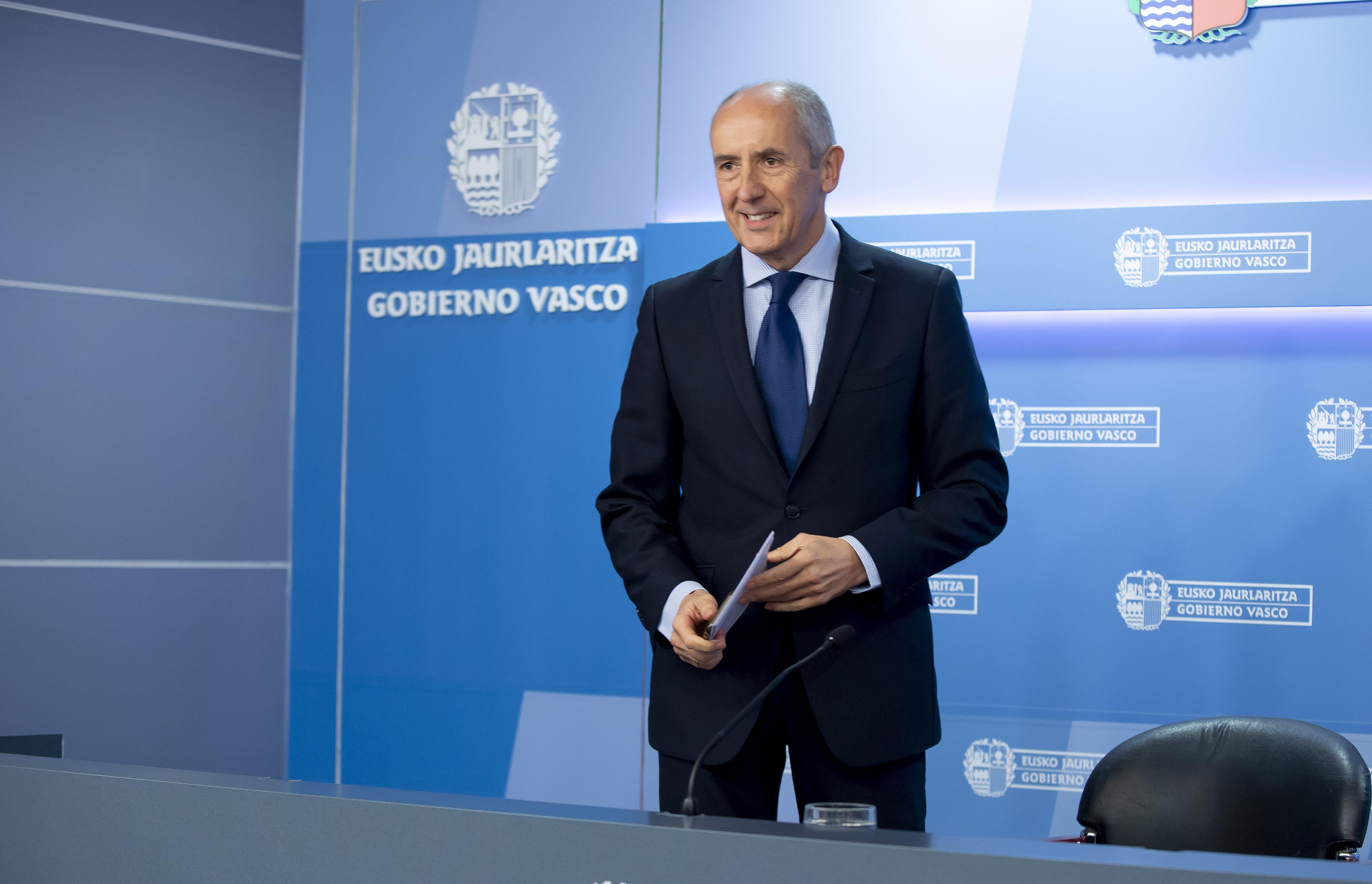 El Gobierno Vasco dice SI a la construcción de una sociedad igualitaria