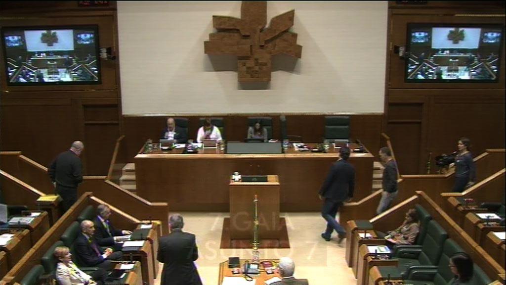 Interpelazioa, Cristina Macazaga Sáenz Elkarrekin Podemos taldeko legebiltzarkideak lehendakariari egina, Eusko Jaurlaritzako Osasun Sailak bizi duen krisiari buruz