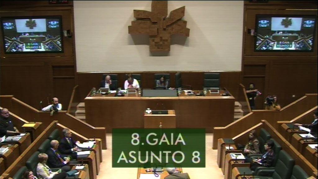Pregunta formulada por D. Borja Sémper Pascual, parlamentario del grupo Popular Vasco, al lehendakari, en relación con la consulta organizada por Gure Esku Dago